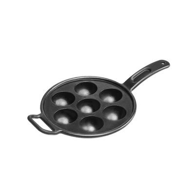 Датская сковорода-форма для кексов Lodge 23 см (арт. P7A3)