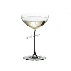 Набор бокалов для мартини Riedel Veritas Restaurant COUPE/MOSCATO/MARTINI 240 мл (арт. 449/09)