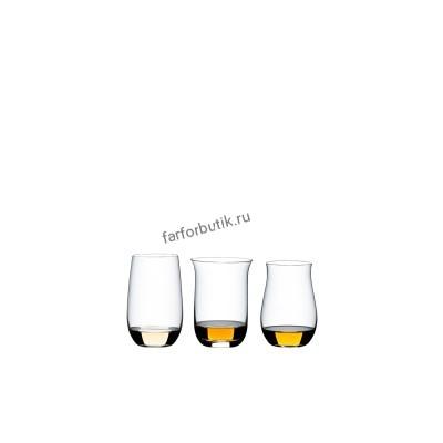 Набор бокалов для крепких напитков Riedel O Wine SPIRITS SET NEW (арт. 7414/33)